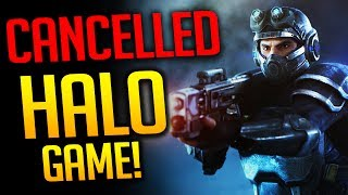 Bungie's CANCELLED Halo Game REVEALED!