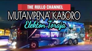 COVER ELECTONE TORAJA - MUTAMPENA KABORO || VOC. BIRU COVER BY THE RULLO CHANNEL