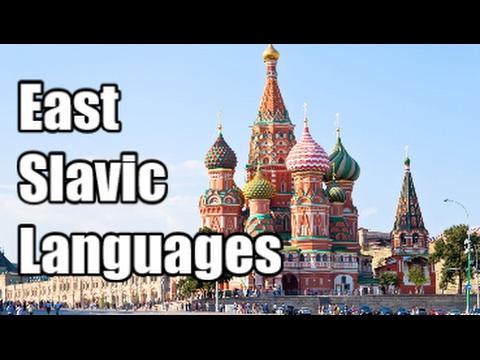 The East Slavic Languages I MultaVerba Language Video
