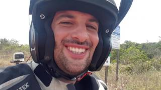 To cross the Guyanas on Motorbike (1st part) French Guyana and Suriname - Ep#24 - Round World Trip