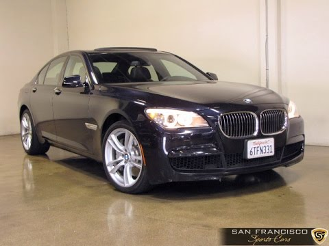 2012 BMW 750i For Sale W M Sport Package