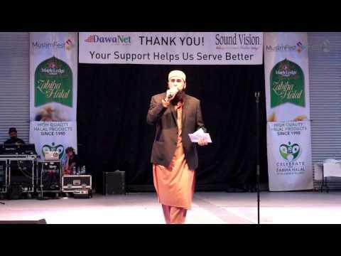 Junaid Jamshed LIVE: Medley (Mera Dil Badal De + ilaahi Teri Chakat Per) | MuslimFest 2013
