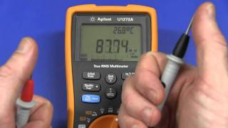 EEVblog #249 - Agilent U1272A Multimeter Review