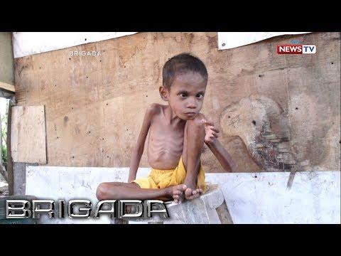 Brigada: Mga batang nakararanas ng malnutrisyon, tinutulungan ng isang NGO