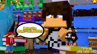 Minecraft Adventure - TOY ROPO & JACK FREAK OUT THE BULLY KID BOBBY!!
