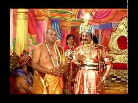 Allasani Peddana  అల్లసాని పెద్దన - పద్య నాటకం -  Part2 -  రచన, దర్శకత్వం - ఆకెళ్ళ