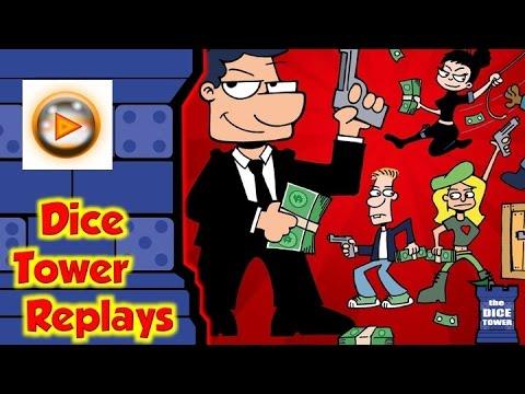 Dice Tower Replay: Ca$h 'n Guns