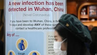 VOA连线(江静玲):武汉新冠病毒扩散 英政府召开紧急安全会议