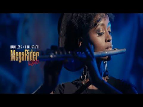 MEGARIDER (Remix)  By  Nameless X  Khaligraph Jones (Official Video)