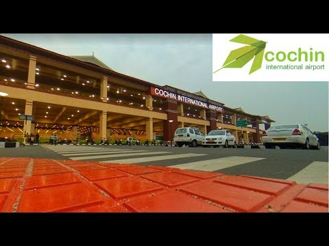 Cochin International Airport List of all International Airlines