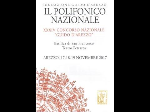 Polifonico Nazionale 2017 Guido d'Arezzo