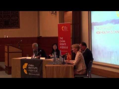 How healthy is China? China Institute China Debate, SOAS, University of London