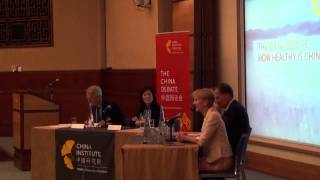 How healthy is China? China Institute China Debate, SOAS, University of London