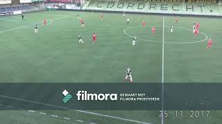 Tomas Fernandes vs FC Twente u19