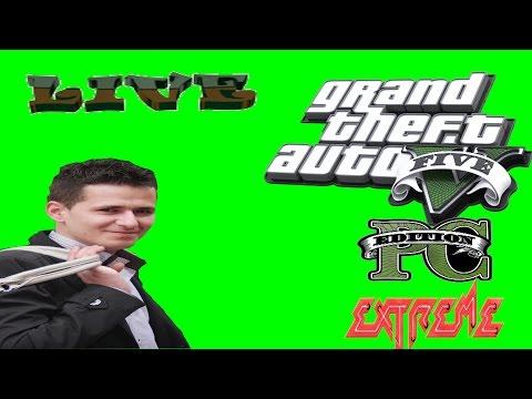 !!! LIVE !!! #118 GTA V Online Webcam x4 PandaPandi69
