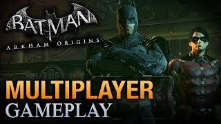 Batman: Arkham Origins - Multiplayer Gameplay #5