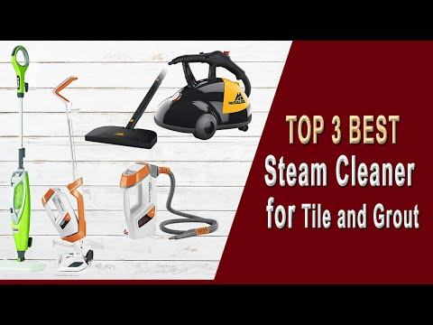 3 Best Steam Cleaner For Tile Floors And Grout Reviews Pickthevacuum