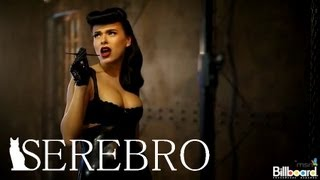 SEREBRO - Cover shoot Billboard