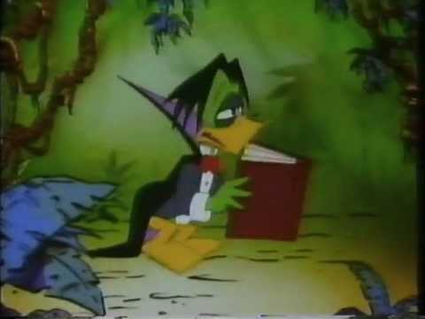 Count Duckula - Jungle Duck (Swedish)