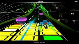 Cat People by David Bowie-Audiosurf
