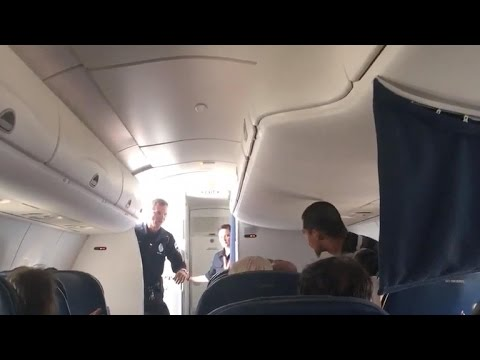 Fighter jets escort Delta plane after onboard disturbance