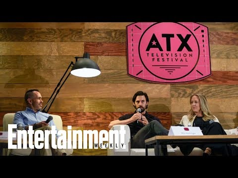 Milo Ventimiglia On 'This Is Us' Scene That Crushed Him, His Audition & More | Entertainment Weekly