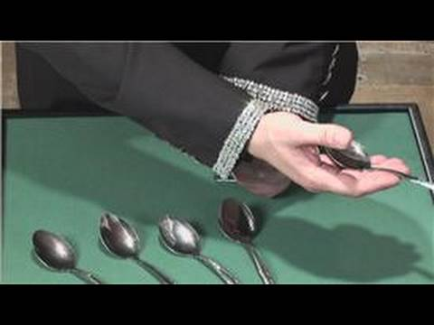 Magic Tricks : Introduction to Spoon Bending