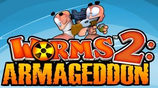 CGR Undertow - WORMS 2: ARMAGEDDON review for PlayStation 3
