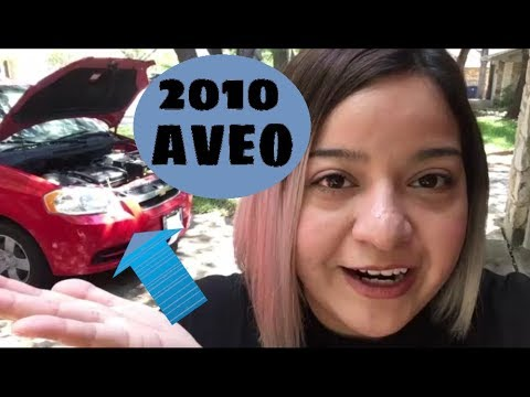 How To Change An Air Filter Chevy Aveo 2010 Youtube