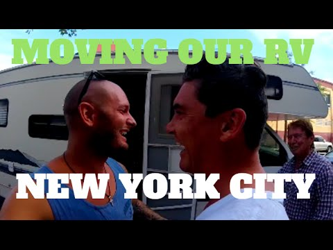 TAKING OUR RV LIFE TO NEW YORK CITY!!
