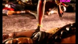 kali Avtar of Goddess Parvati  - devo k dev mahadev