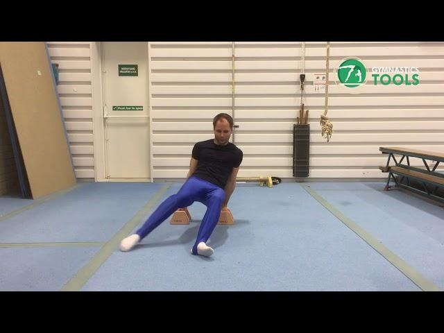 Pommel Circles Drills & Exercises Pommel Horse Gymnastics