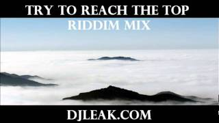 Try To Reach The Top Riddim Mix DJLeak.com