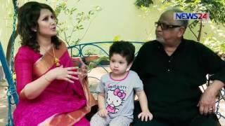 Je Jole Aagun Jole - Samia Rahman with Abdur Razzak (যে জলে আগুন জ্বলে - নায়করাজ রাজ্জাক) On News24