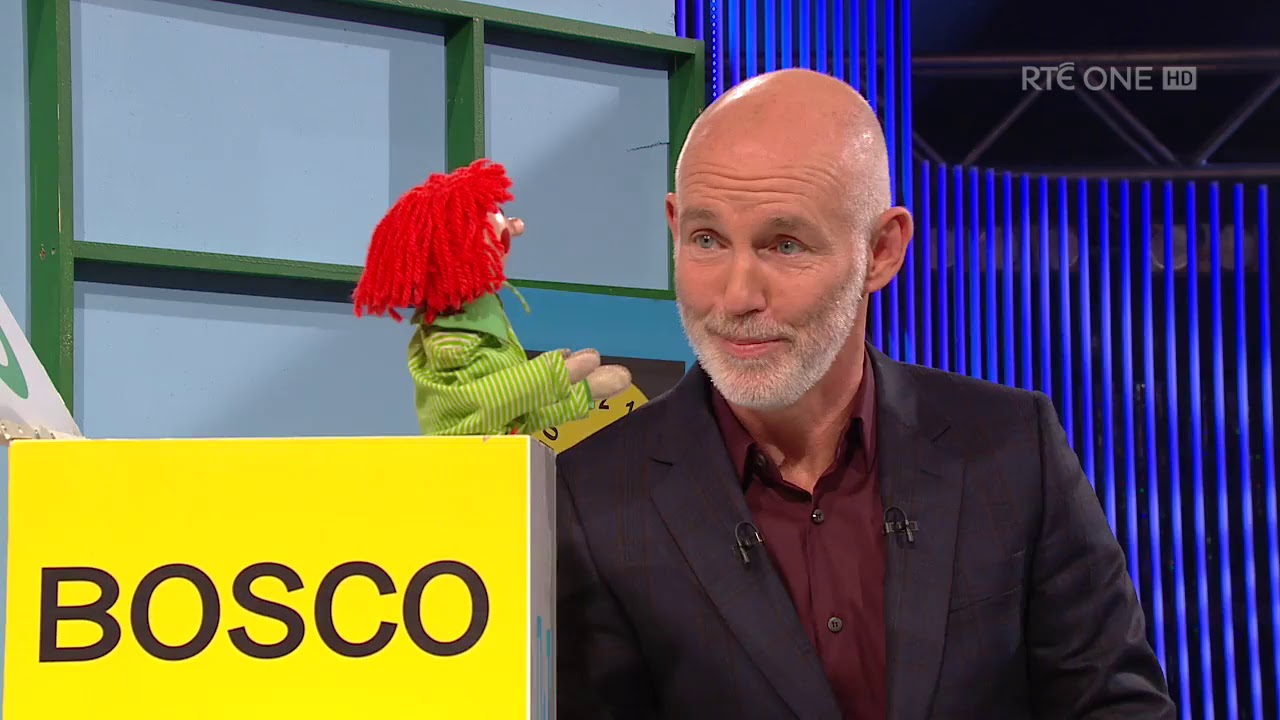 Download The Question Bosco Always Gets Asked....  | The Ray D'Arcy Show