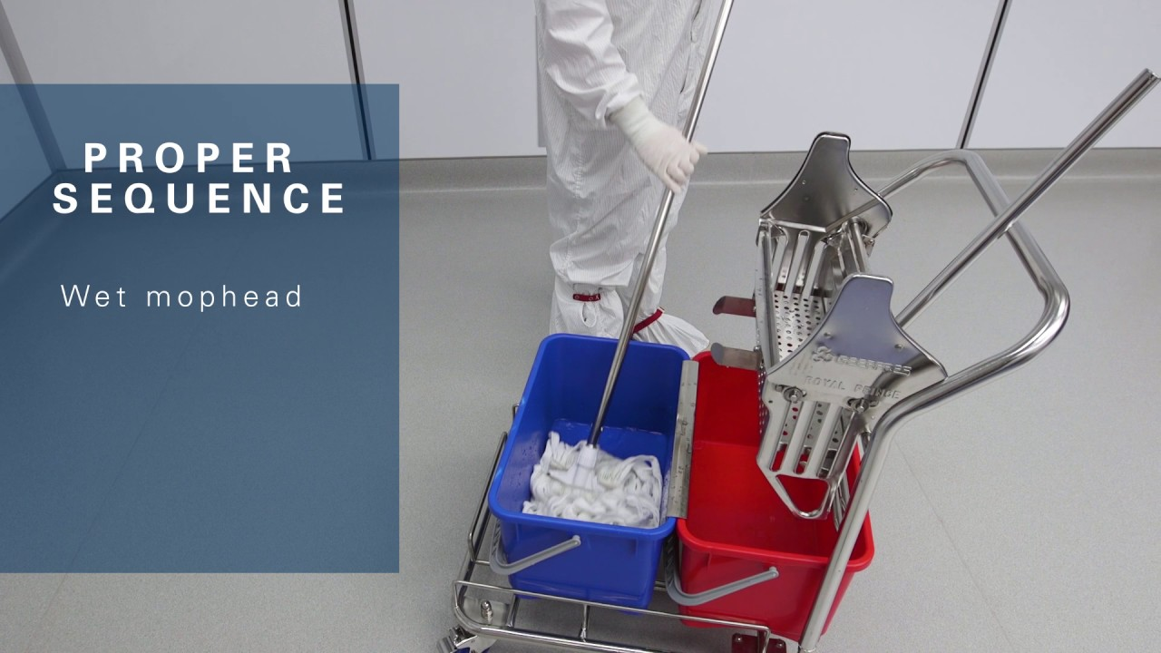 Cleanroom Mopping System: The Cleanroom Market