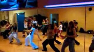 cours de danse ragga fred temps danse, dans in lille