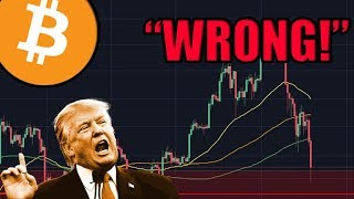 My CONSERVATIVE 1 Year Bitcoin Price Prediction Donald Trump Tweet
