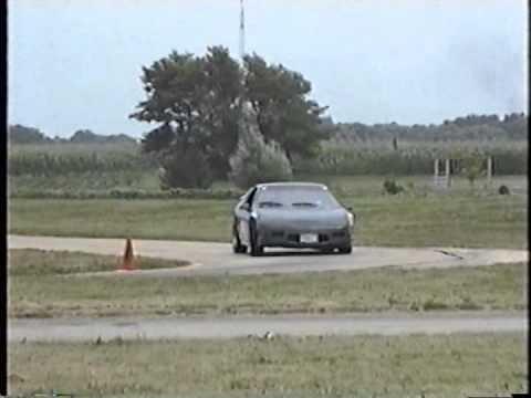 Roger Ballou - Utica Raceway 7-98