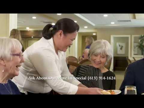 Chapel Hill Retirement Residence In Ottawa Ontario | All Seniors Care Living Centres