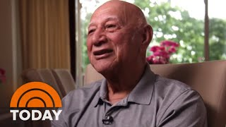 Al Roker Spring A Father's Day Surprise On 88-Year-Old Golf Lover | TODAY