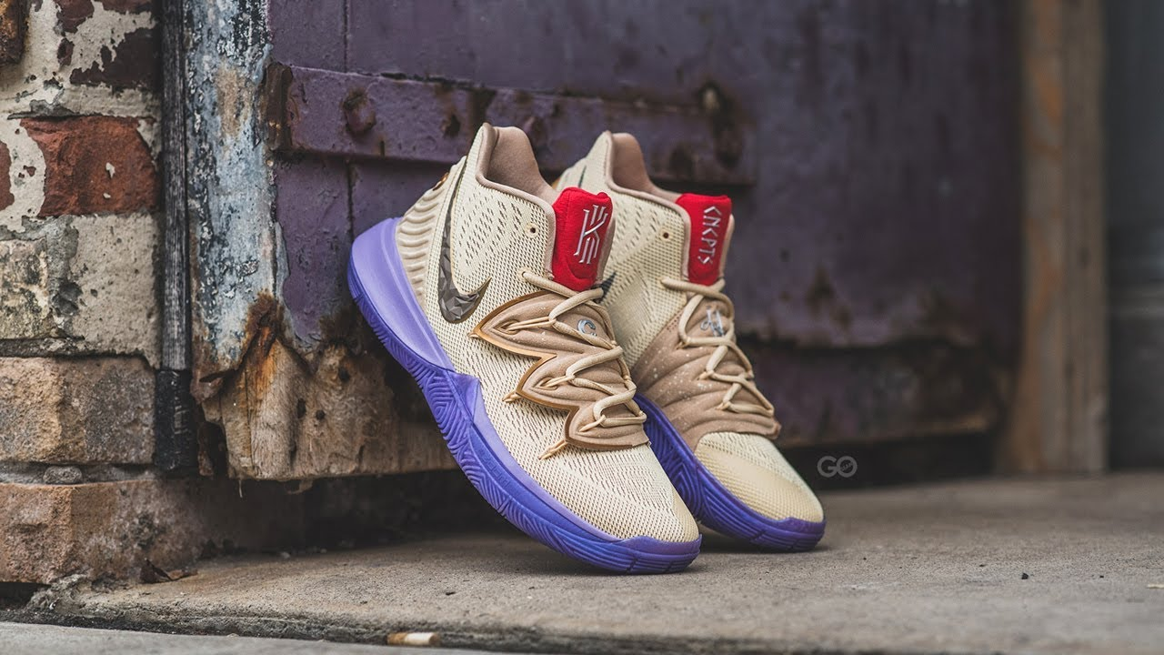 super popular c10eb 94dd8 Concepts x Nike Kyrie 5