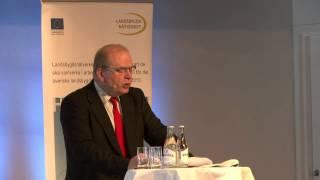 Lokalt ledd utveckling 2014 - Eskil Erlandsson