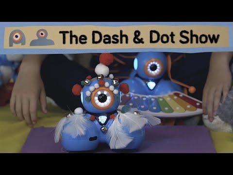 Dash & Dot Show 13 - Holiday Special | Wonder Workshop