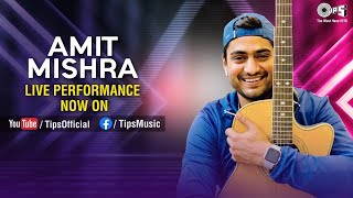 Amit Mishra | Live Singing Best Performance| Bollywood Songs #stayhome #staysafe