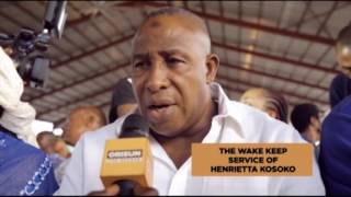 MILIKI EXPRESS: EXCLUSIVE WAKE KEEP SERVICE OF HENRIETTA KOSOKO