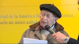 Mujica en inauguración del museo y centro cultural Casa de Artigas en Sauce