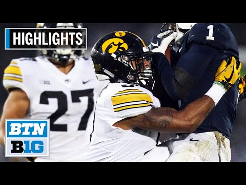2020-nfl-draft:-iowa-hawkeye-db-geno-stone-highlights-|-b1g-football