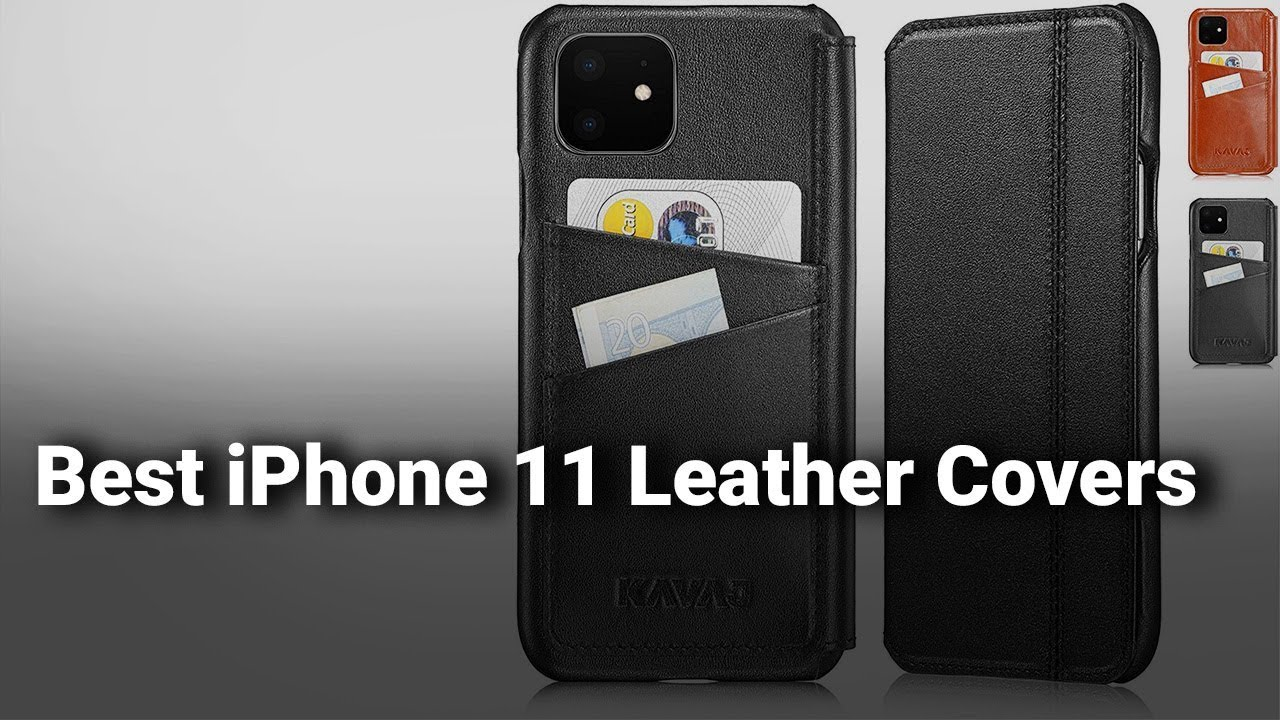 Photo of Best iPhone 11 Leather Covers in India: Complete List with Features, Price Range & Details – 2019 – شركة ابل