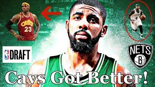 3 Reasons Why the Cavs Destroyed Celtics in the Kyrie Irving Trade